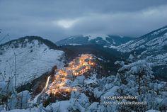 "Valeria Rosselli, ""Opi"", (AQ), #PNALM #Abruzzo  #escursionismo #hiking #landscape #panorama"