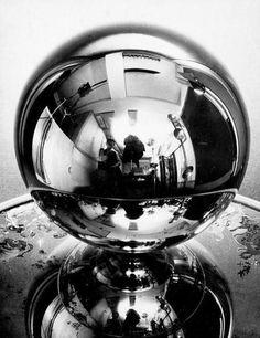 Man Ray self portrait, London, 1938