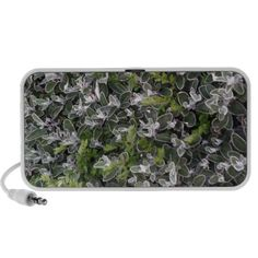 spring leaves of bushes in the park nature pattern traveling speakers http://www.zazzle.com/spring_leaves_of_bushes_in_the_park_nature_pattern_speaker-166349280682861096 add your own text!