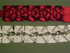 How to Make a Lovely Pleated-Ribbon Trim - Threads