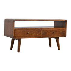 mango wooden modern antique handmade tv stand storage drawers storage shelves hazelwood home