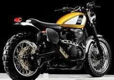 Bolt Yamaha XV 950 Scrambler : Yamaha Motor France answers questions | Latest Auto Update