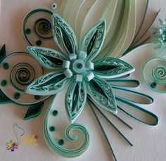 Flowers made from paper strips image collections flower decoration flowers made from paper strips choice image flower decoration ideas flowers made from paper strips gallery mightylinksfo