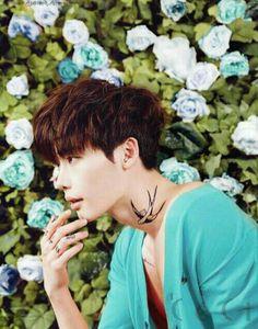 Lee Jong Suk Very Handsome❤