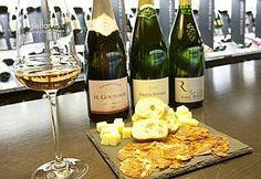 Dégustation de champagne à la coupe