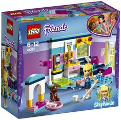 Practice your aim on Stephanie's own personal mini golf putting green, but make sure her cute little dog Dash doesn't run off with the Lego Ninjago, Lego Girls, Toys For Girls, Promo Amazon, Mini Golf, Van Lego, Lego Friends Sets, Lego Bedroom, Walmart
