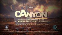 TrackMania² Canyon - Rabbids Cart