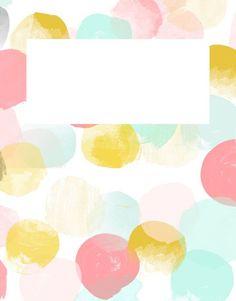 Ideas design book cover diy notebooks for 2019 Cute Binder Covers, School Binder Covers, School Book Covers, Binder Cover Templates, Printable Binder Covers Free, Free Printable, Book Cover Design Template, Notebook Cover Design, Notebook Covers
