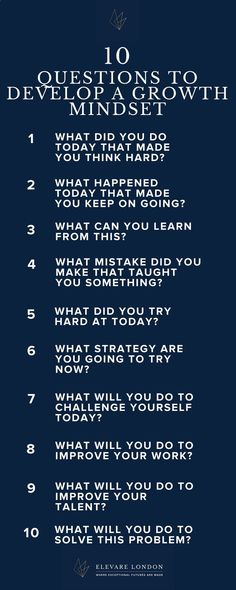 A growth mindset is an essential tool for a resilient, successful child. Teach them how to develop one wit these leading questions, to be answered in a family activity, a journal, or any other way your children like to express themselves! amp.gs/l1KV