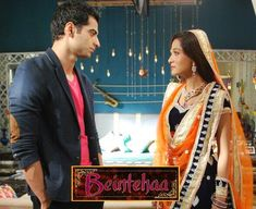 Love is in the air!.....Beintehaa...
