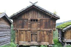 * Grimdalen Stabbur, Tokke, Telemark