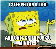 Tough Spongebob: ...