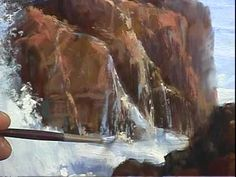"▶ Painting demonstration ""Master Class"" by Alex Perez, Part 2/3 - YouTube"