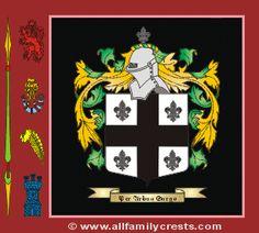 Fenton family crest