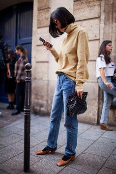 Paris fashion week street style photos, Buro 24/7