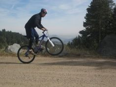 beginner mountain bike trails in Denver