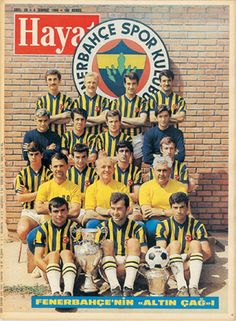 Fenerbahçe 1968 Sports Clubs, Disney Scrapbook, Mazda, Arsenal, World Cup, Baseball Cards, History, Poster, Fictional Characters