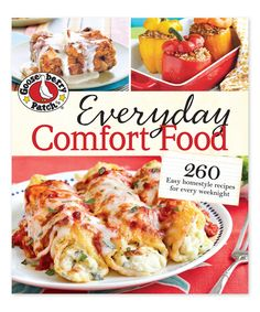 Another great find on #zulily! Gooseberry Patch Everyday Comfort Food Cookbook by Time Inc. #zulilyfinds