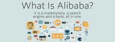 Alibaba makes money through purchases happening on its ecommerce arm which is world's largest and advertisement revenue using an ad technology which is among the best in world due to its sophistica…