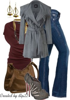 """Fall"" by dlp22 on Polyvore"