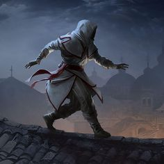 Arte Assassins Creed, Persian Warrior, Manga Anime, Assassin's Creed Brotherhood, Video Game Art, New Movies, Fantasy Characters, Character Art, Character Ideas