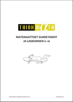 Matemaattiset suhdetaidot ja laskeminen 0-10