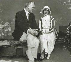 Fiodor Shaliapin & Anna Pavlova