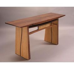 """Meander 60"""" Console Table"""