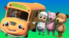 Roues sur le bus | Chansons pour bébés | Wheels On The Bus | Kids & Baby...Il est temps pour un rire amusant rimer tout le long de la ville avec les roues sur la chanson de bus. Alors les bébés, préparez-vous pour le plaisir. #FarmeesFrancaise #Wheelsonthebus #enfants #comptine #éducatif #bébés #préscolaire #rimes #kidsvideos #kindergarten #kidssongs #chansonsfrancaises #pourenfants #frenchrhymes #compilation