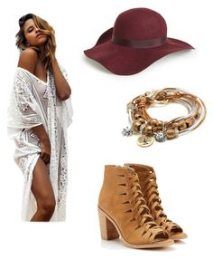 Festival by boudoirbyolin on Polyvore featuring WithChic, Lizzy James and Topshop
