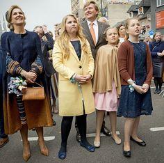 Dutch Royals attend King's Day 2017 celebration in Tilburg