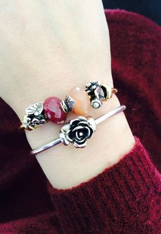 Trollbeads Flowers and Stones