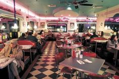 The B'Ville Diner, Baldwinsville, NY - spent many late nights here with friends...aaand many early mornings skipping class haha