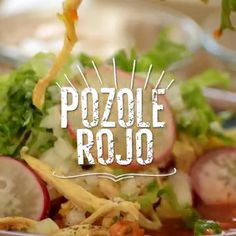 Pozole rojo - All Pin's Authentic Mexican Recipes, Mexican Food Recipes, Wine Recipes, Cooking Recipes, Cooking Blogs, Cooking Pasta, Cooking Rice, Cooking Pork, Mexican Cuisine