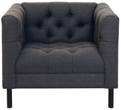 Tribeca tufted chair...I need this in tan or light brown....