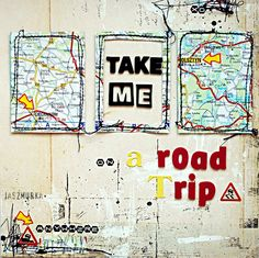 Take me on a road trip- my title will be for the song take me home country road John denver