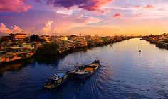 visite du vietnam - circuit vietnam - 18 jours