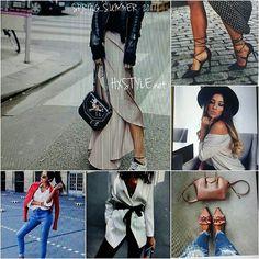 SPRING&SUMMER FASHION...Street Style. Fasinating&Pretty Styles&Photos...What Choice to Own Wardobe all News&Trends....You? ENJOY Seasons&FASHION...SMILE @stylevoguette @voguemagazine #world #fashion #news #trends #seasons #spring #fasinating #choise #blog #blogilates ❤⏰☺