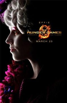 Hunger Games Effie Movie Poster Puzzle Fun-Size 120 pcs