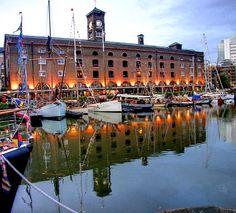 St Katharine's Dock, London