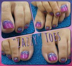 Gel Nails by Ashley at salon 707