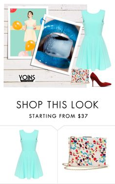 """""""yoins #29"""" by almedina-86 ❤ liked on Polyvore featuring yoins"""
