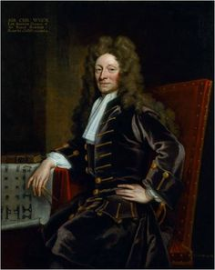 Christopher Wren (1632-1723), architect and coin collector, author of: Sylloge numismatum populis graecis, municipiis et colonis romanis cusorum ex cimelarchio editoris, London, 1708.