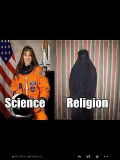 Women's rights. Religion does not promote.