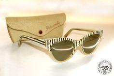 Stunning original 50's Polaroid Sunglasses by KaiserDellin on Etsy