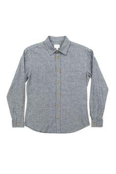 Corridor Clothiers - Linen Pinstripe from MANREADY MERCANTILE