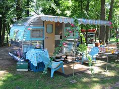 Welcome to the 6th Annual Northern Indiana Vintage Trailer Jam -