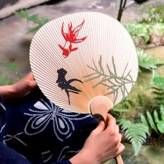 JAPANESE STYLE FAN : KYO UCHIWA KINGYO / AIBA