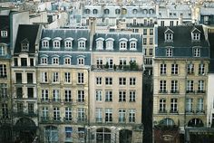 easterlies: Paris (by sergiok) Beautiful Buildings, Beautiful Places, Amazing Places, Oh The Places You'll Go, Places Ive Been, Im Coming Home, Grand Paris, Paris Ville, Adventure Is Out There