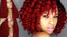 We've added many videos that show how to install crochet braids (crochet braids marley hair, knotless crochet braids hair method, another crochet braids using marley hair). Today's tutorials are focusing on achieving bob hairstyle using crochet braids. This is perfect for two reasons: It's a g…